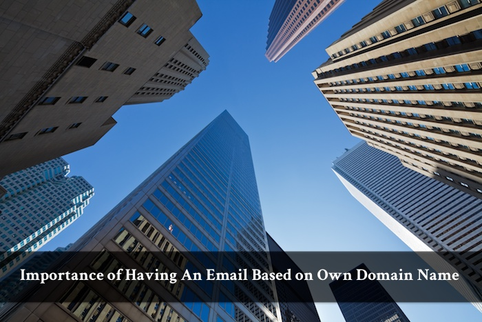 Importance of having email based on own domain name (for businesses) has become a very important issue in today internet based world.